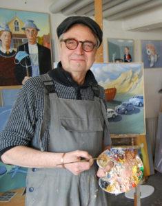 Tiemann Porträt